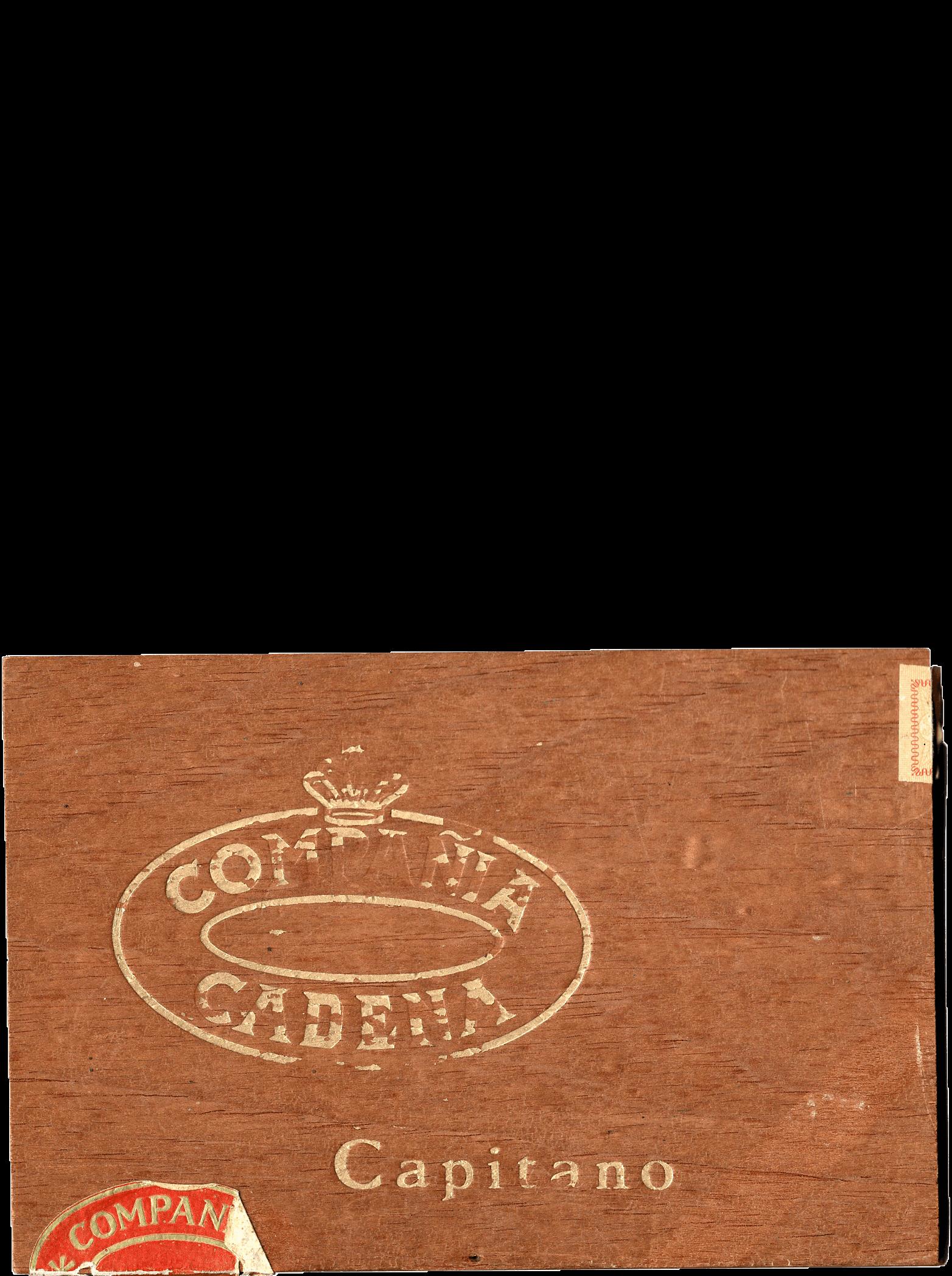 sigaren doosje